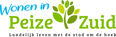 Logo van Peize Zuid verwijst naar homepage